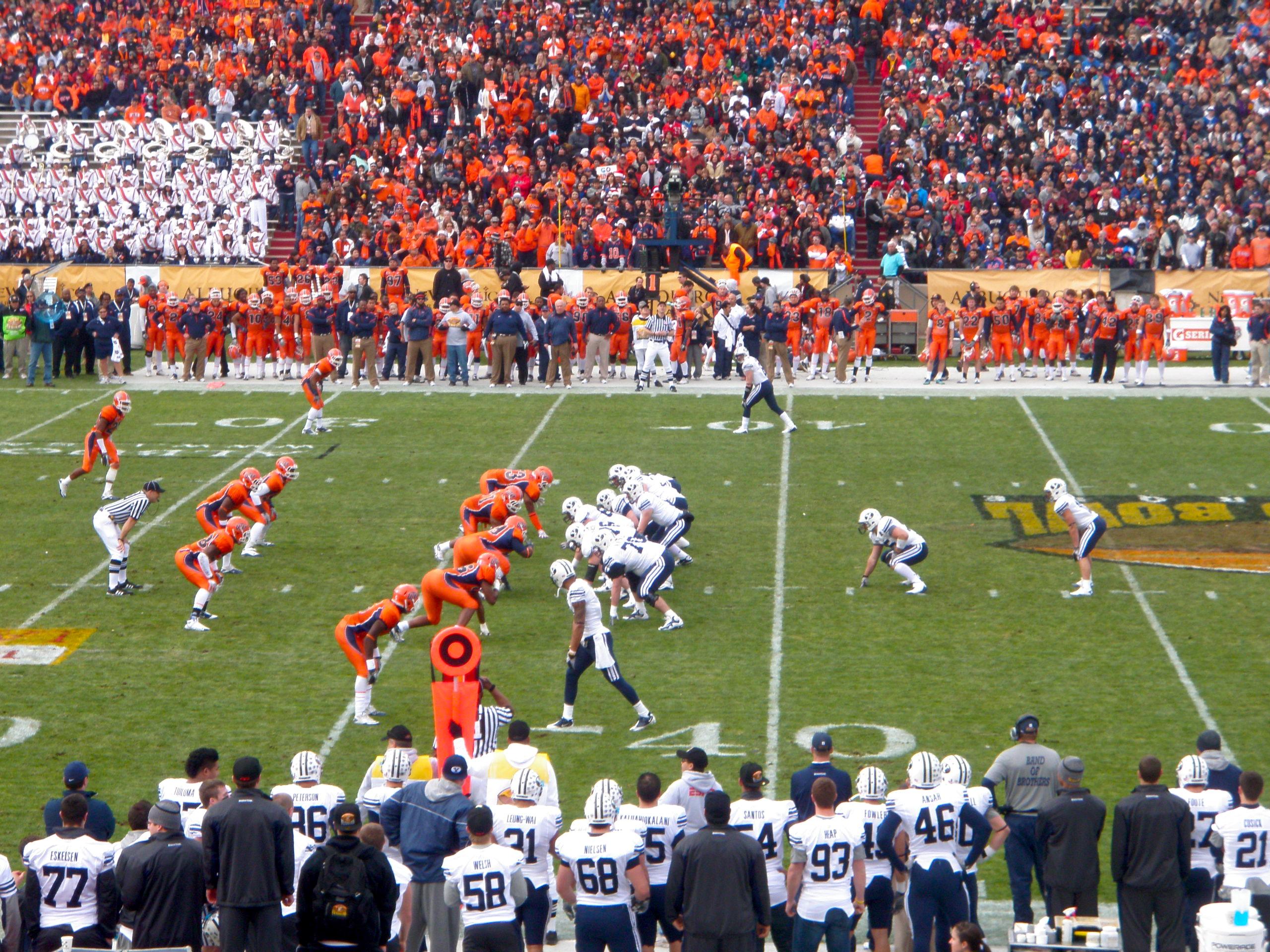 2010 New Mexico Bowl   Nbrennan1's Viewpoint